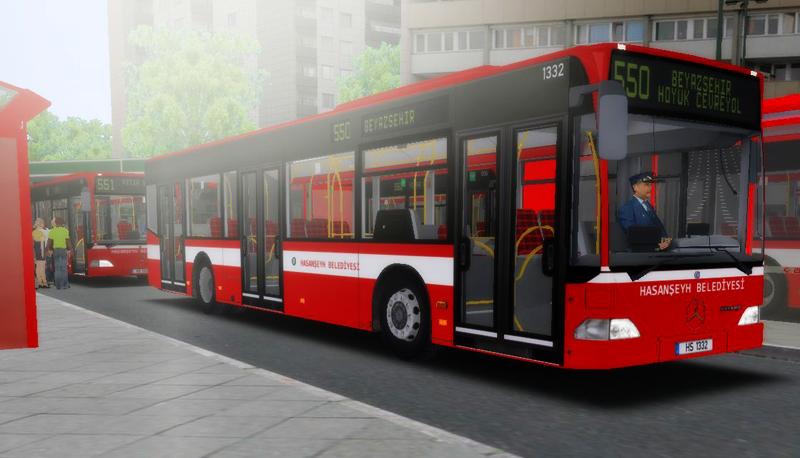 Omsi 2 – HasanSeyh Map V4 0 Airport – Omsi Bus Simulator Mods