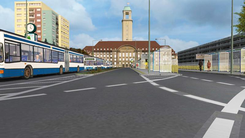 Omsi 2 – Hornaszewo Map – Omsi Bus Simulator Mods