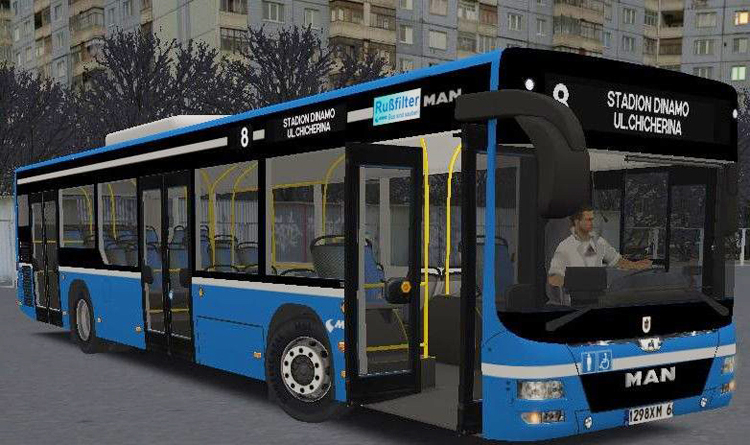 Omsi 2 – MAN NL 263 – Omsi Bus Simulator Mods
