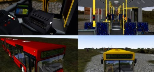 Omsi2 – Real LIEPAJA Map V1 2 – Omsi Bus Simulator Mods