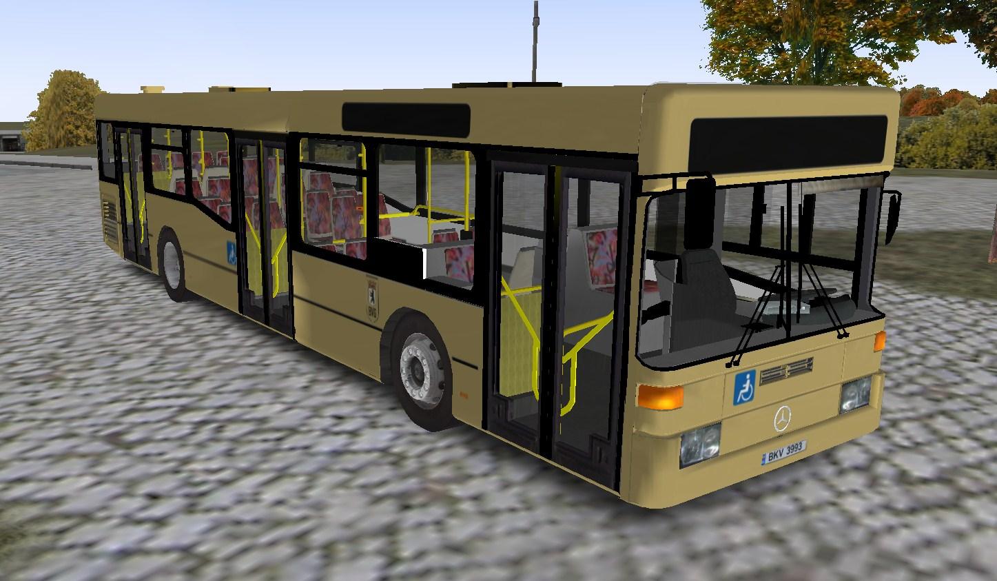 Скачать мод на омси 1 автобусы