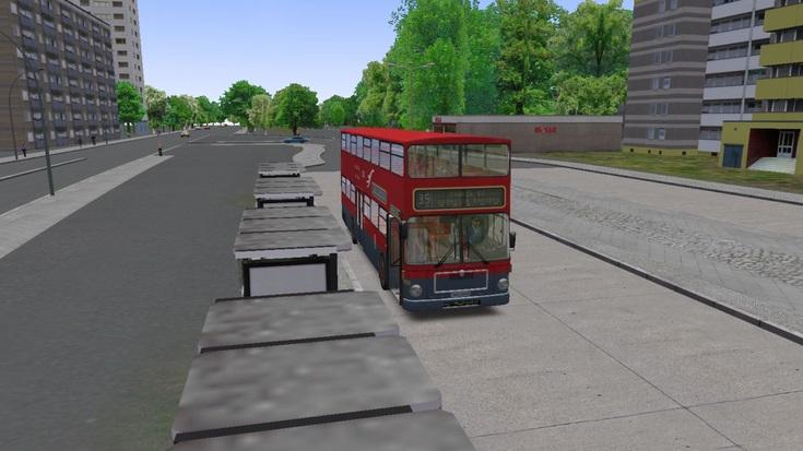 Omsi 2 – Cairo Map – Omsi Bus Simulator Mods