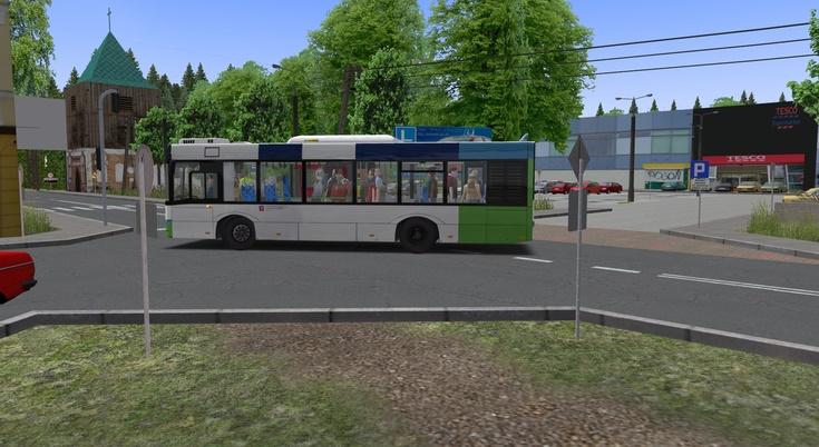 Omsi2 – Golczewo Map – Omsi Bus Simulator Mods