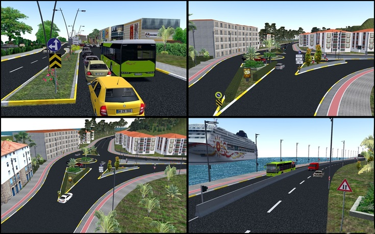 Omsi2 – Belen Map V5 – Omsi Bus Simulator Mods