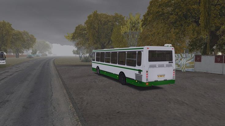 LiAZ 5256.26 ' 2007 Remake 2.1 Liaz-5256-26-2007-bus-03