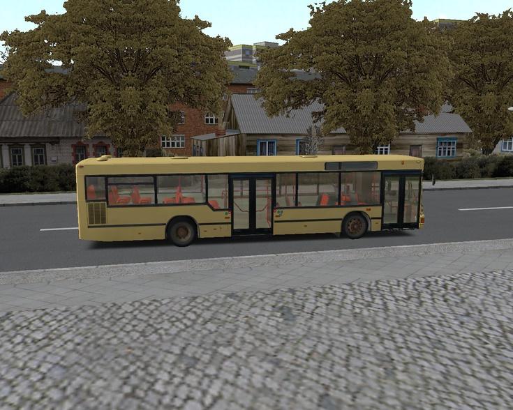 Omsi2 – The Town Map – Omsi Bus Simulator Mods